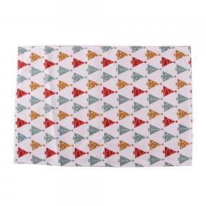 Buy cheap Tissu de coton carré décoratif de tapis de table de salle à manger 40 * 35cm from wholesalers