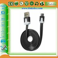 China double sided micro usb data cable for samsung wholesale