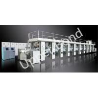 China Automatic Tobacco Printing Press Machines with Digital PLC Control wholesale