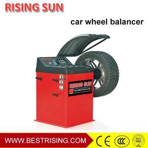 China Garage used car wheel balancer machine wholesale