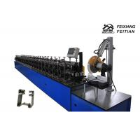 China Professional Roller Shutter Door Roll Forming Machine FX30-76 For Building Material wholesale