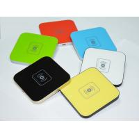 China Colorful Mini Mobile Wireless Charger Charging Pad wholesale