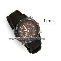 China Sports Water Proof Wrist Watch Camera DVR Camcorder Supporting up to 16G TF Card wholesale