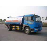 Custom Fuel Oil Delivery Truck DONGFENG 4x2 For Transport Gasoline