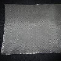 China Woven Fiberglass Micron Filter Fabric with Graphite Treatment wholesale