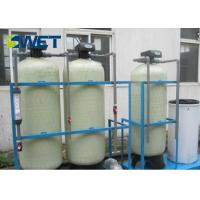 3000-5000L/H Auxiliary Boiler Parts Automatic Water Treatment Equipment