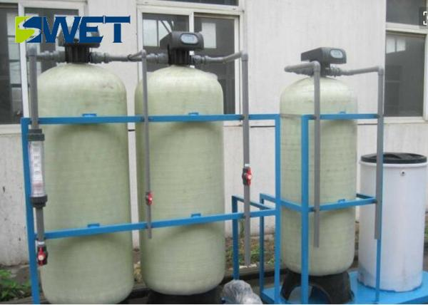 Quality 3000-5000L/H Auxiliary Boiler Parts Automatic Water Treatment Equipment for sale
