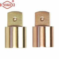 China Non sparking anit-explosion Adaptor convertible Al-cu Be-cu safety hand tools wholesale