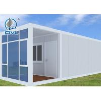 China Warehouse Construct Material Worker Office Dorm Room With Homelife Equipments wholesale