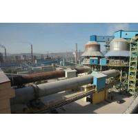 China 1000 tons of active lime production line equipment on sale