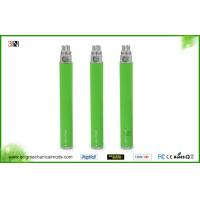 China 1600 mah Stainless Steel Ego Twist Electronic Cigarette for Vivi NovaClearomizer wholesale