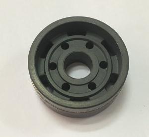 Buy cheap pistón del amortiguador de choque de la precisión de 40m m con el anillo de acero de la banda de la capa de PTFE en el OD from wholesalers