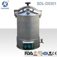 China Surgical Equipment:Sterilizer&Nebulizer,SDL-D0301 portable pressure steam sterilizer wholesale