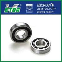China 6203 2RS Deep Groove Ball Bearing For Machine Tool wholesale