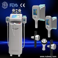 High quality vacuum cavitation rf cryolipolysis slimming machien for fat reducing