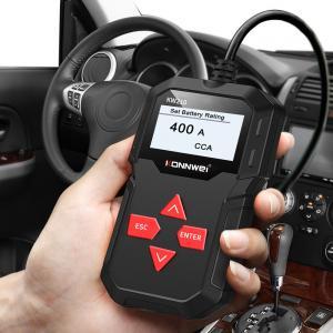 China 12V 100-2000 CCA 220AH Car Battery Tester Automotive Alternator Digital Analyzer Konnwei KW210v on sale