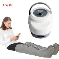 China White Calf Ankle And Foot Massager , AC220V / 110V Foot Calf And Thigh Massager wholesale