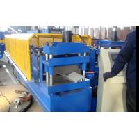 China Automatic IBR / Corrugated Ridge Cap Roll Forming Machine with PLC control wholesale