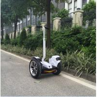 China Aluminium Body Off Road Segway , 21inch Electric Scooter For Adults wholesale