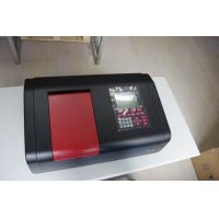 China Sodium UV Double Beam Spectrophotometer Lakes and reservoirs for clinical testing wholesale