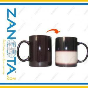 China Color Changing Mug with Coating on sale
