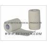 China White Color Light EAB Elastic Adhesive Bandage Hand Tear Zinc Oxide Adhesive wholesale