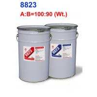 China 8823 solvent free adhesive, flexible packaging adhesive, lamiantion adhesive, two- component polyurethane adhesive wholesale
