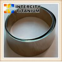China best price with high quality pure titanium foil from China Factory on sale