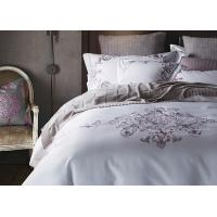 China Sinkiang Cotton Cozy Embroidery Hotel Duvet Bedding Dobby Bedding Sets on sale