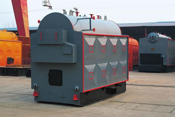 Quality 1 - 5 Ton  Industrial Biomass Boiler Natural Circulation Type For Rice Mill for sale