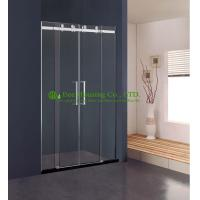 China Shower room Door Ing Strip shower cubicles uk Chinahotel Glass China Wholesale Shower Bathroom Sliding Door on sale
