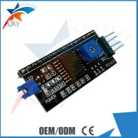 China IIC / I2C Serial Interface Adapter Board 1602 LCD Module Arduino For Ardu wholesale