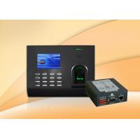 China Biometric thumbprint access control system with integrated proximity or smart card reader wholesale