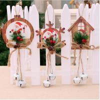 China Hanging ornaments foam star snowflake house for christmas tree decoration on sale