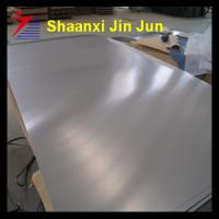 China astm b265 gr9 titanium plate for sale wholesale