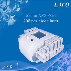 China 650& 980Nm Dual Wavelength New Laser Slimming Machine wholesale