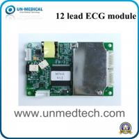 China Wuhan UN-medical OEM 12 Leads ECG Module for ecg monitoring, veterinary use available wholesale