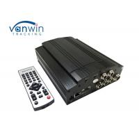 "China 2.5 "" Sata Hard Disk GPS Mobile DVR , 4 Channel Car Camera Recorder 2TB HDD wholesale"