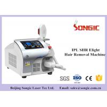 China SHR IPL Hair Removal Machine , Vascular & Pigmentatin Removal Machine wholesale