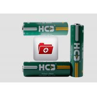 Buy cheap Spiral 1500mAh CR14505 AA Cylindrical lithium mno2 battery for Automatic meter reading (AMR) from wholesalers