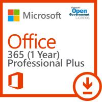 China 5 PC Microsoft Office 365 Pro Plus Product Key 1 User 5 Tablet 5 Mobile Government wholesale