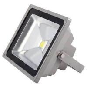 China 60W 50000h lifespan bridgelux aluminum alloy flickering led flood light fixtures wholesale