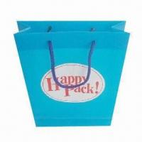 China Environment-friendly LDPE/die-cut plastic bag with customized printing wholesale