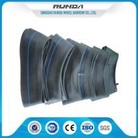 China 550% Tensile Motorcycle Tyre Inner Tubes4.00-8 Excellent Air Tightness TR13 wholesale