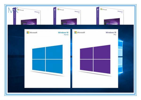 Quality УСБ 3,0 программного обеспечения Виндовс 10 Про Микрософт Виндовс 32/64 загерметизированных розниц версии бита полных for sale
