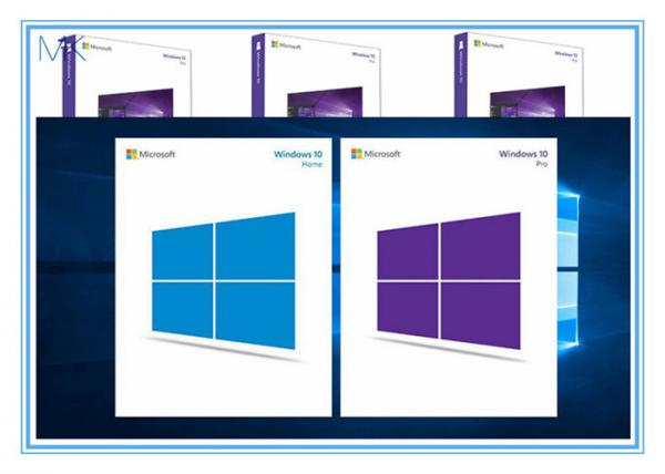 Quality Windows 10 Pro Microsoft Windows Software USB 3.0 32/64 Bit Full Version Retail Sealed for sale