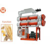 China Chicken Feed Pellet Machine High Output 15T/H 132Kw High Efficiency Energy Saving wholesale
