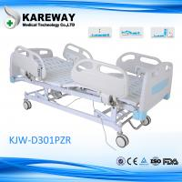 PP Side Rails Luxurious Electric Hospital Bed with Central Lock for VIP Room