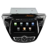 China MP3 Player Bluetooth Car DVD Sat Nav For Hyundai Elantra 2014 wholesale