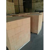 China High Purity High Alumina Insulating Fire Brick Capable Of Contacting With Furnace Lining wholesale
